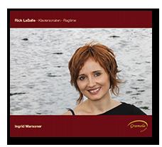 Ingrid Marsoner CD-Cover Rick LaSalle