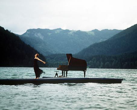 Ingrid Marsoner Seefoto von Christian Jungwirth